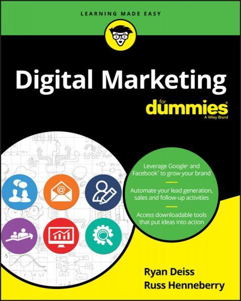 معرف کتاب راهنمای دیجیتال مارکتینگ