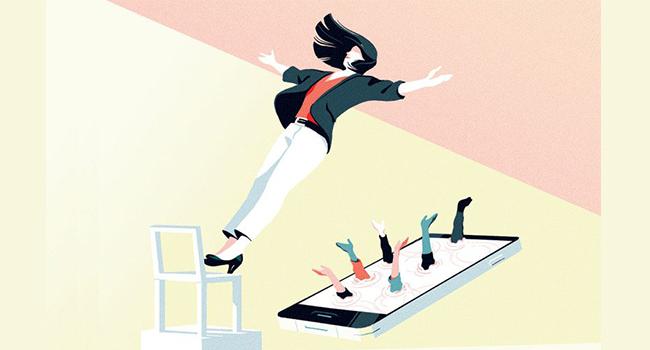 ۷۰درصد از اعتماد مصرف کنندگان به برند براساس توصیه دوستان است